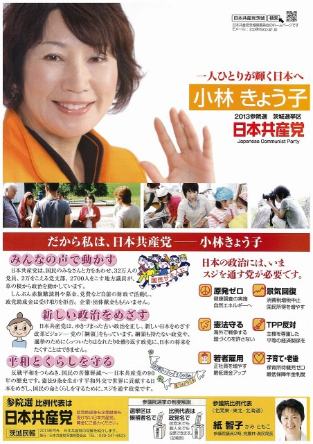 小林きょう子リーフ表(2013/2)